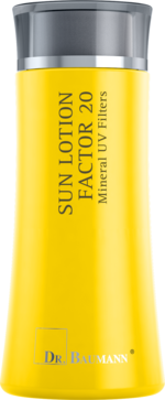 Sun Lotion Factor 20 Mineral UV Filters